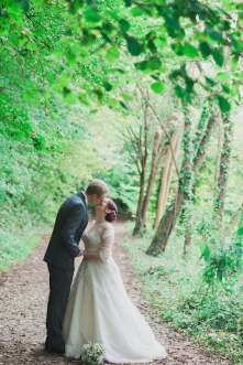 Liberty Pearl Natural Hereford wedding photographer 1