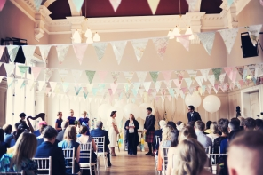 Liberty Pearl natural wedding photographer Edinburgh Scotland Summer Hall 1