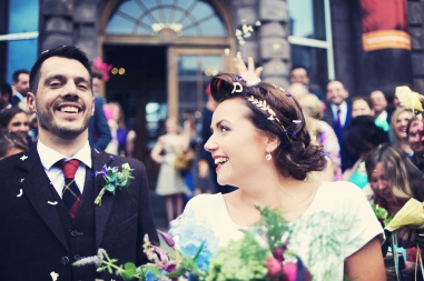 Liberty Pearl natural wedding photographer Edinburgh Scotland Summer Hall 3