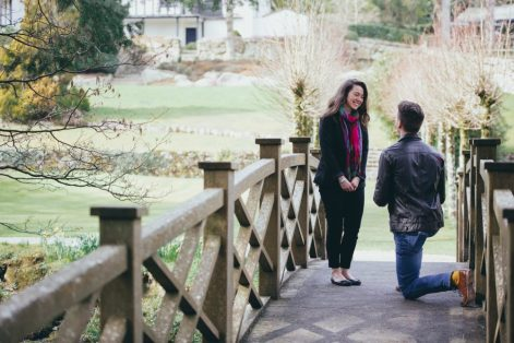 Liberty Pearl's surprise proposal Gidleigh Park Devon Grace Elizabeth Photographyv