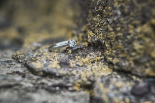 Pre wedding engagement shoot Rame Peninsula Whitsand Bay Cornwall 1
