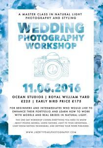 wedding photography workshop 2 Plymouth Royal William Yard Ocean Studios