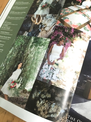 Wed Magazine feature Hotel Endsleigh Devon wedding photographer