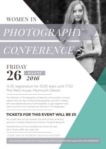 Women in Photography conference in Plymouth