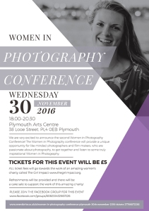 Liberty Pearl Women In Photography Conference poster Freckle Photography.jpg