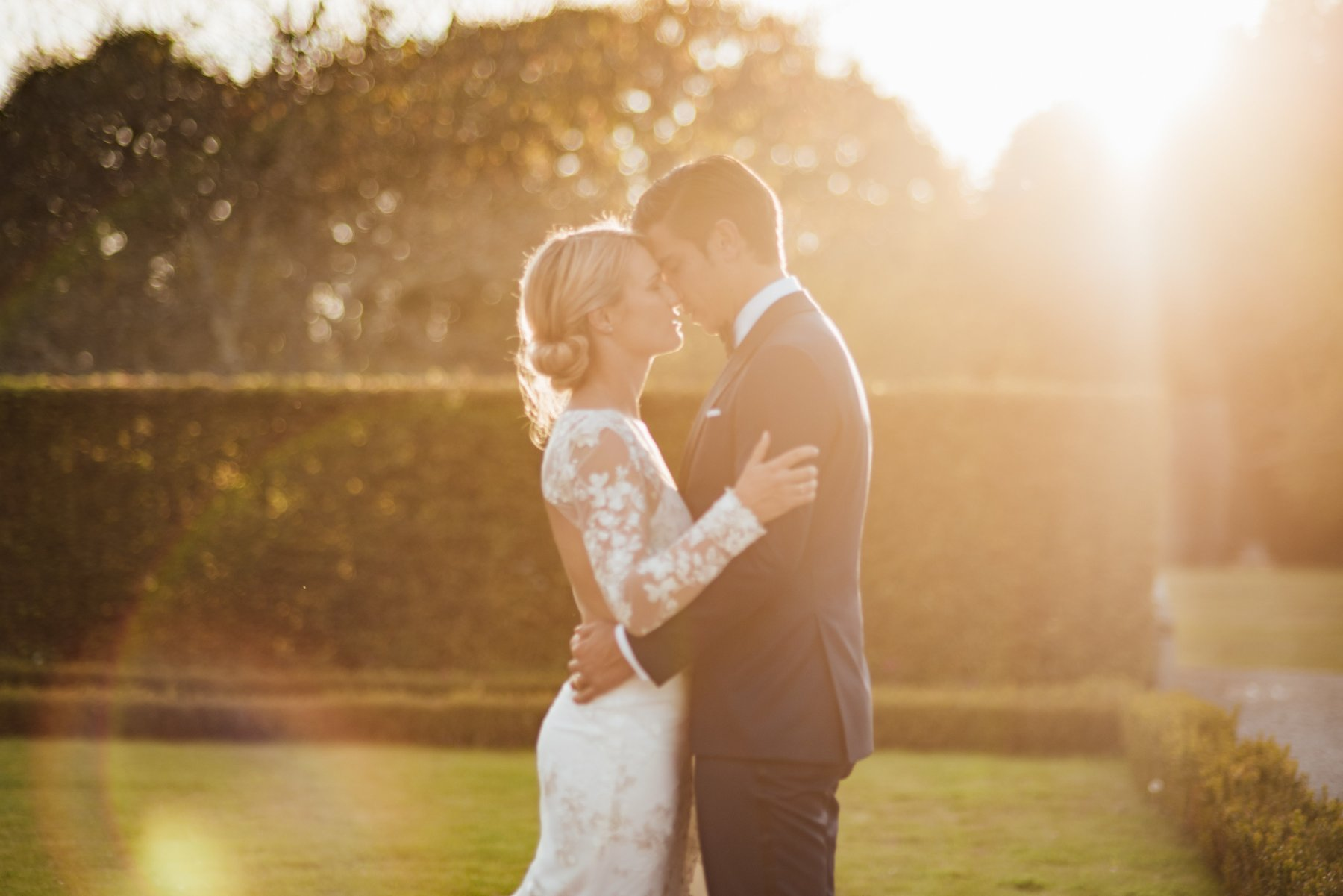 French Destination Wedding Photography of Kristof and Eva at Le Manoir de Clenord