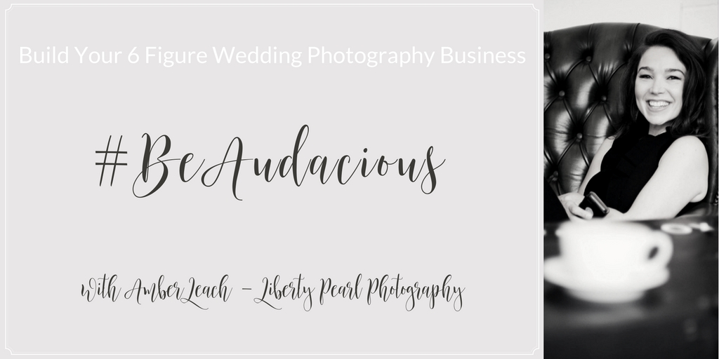 Build your 6 Figure Wedding PhotographyBusiness Bristol